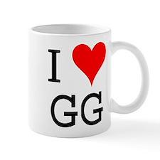 I Love GG Mug
