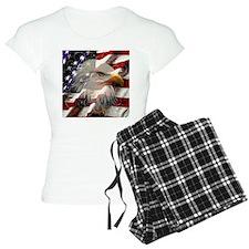 American Eagle Flag Pajamas