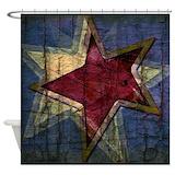 Patriotic Shower Curtains
