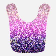 Glitter 6 Bib