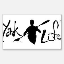 YakLife Logo Decal