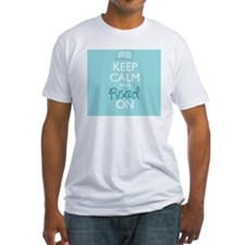 Keep Calm and Read On Shirt