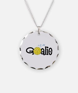 Water Polo Goalie Necklace