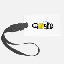 Water Polo Goalie Luggage Tag