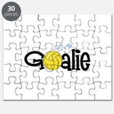 Water Polo Goalie Puzzle