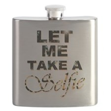 but first let me take a selfie Flask