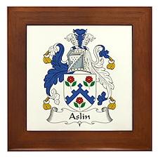 Aslin Framed Tile