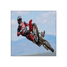 Motocross Stunt Sticker
