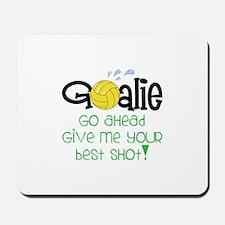 Go Ahead Mousepad