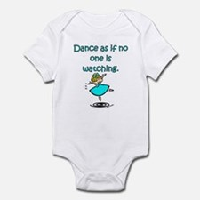 Dance As If... Infant Bodysuit