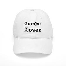 Gumbo lover Baseball Cap