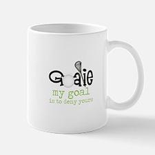 My Goal Mugs