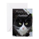 90th birthday cards Greeting Cards