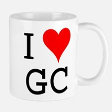 I Love GC Mug