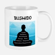 Bushido blue Mugs