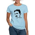 Nikola Tesla Women's Light T-Shirt