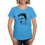 Nikola Tesla Women's Dark T-Shirt