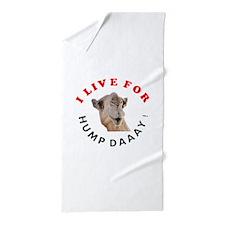 Hump Day Beach Towel