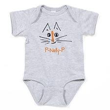 P-Nelly-P Baby Bodysuit