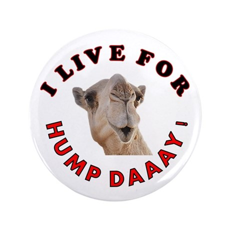 "Hump Day 3.5"" Button (100 pack)"