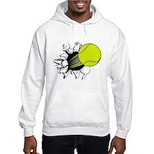 Breakthrough Tennis Ball Hooded Sweatshirt
