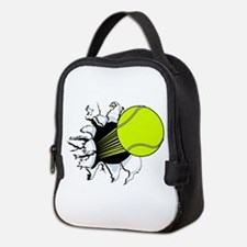 Breakthrough Tennis Ball Neoprene Lunch Bag