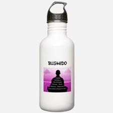 Bushido Pink Water Bottle