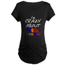 Crazy About 5th Grade T-Shirt