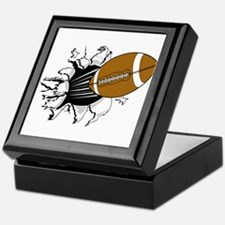 Breakthrough Football Keepsake Box