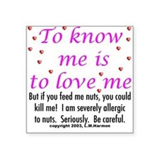 toknowme Sticker