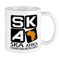 Sq. Km. Array Africa Mug Mugs