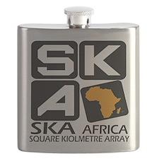 Sq. Km. Array Africa Flask
