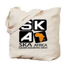Sq. Km. Array Africa Tote Bag