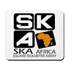 Sq. Km. Array Africa Mousepad