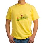 Yokohama Chickens Yellow T-Shirt