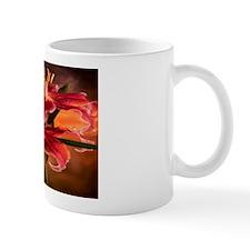 Oranage Lillies Mug