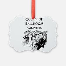 DANCING1B Ornament