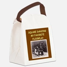 DANCING3 Canvas Lunch Bag