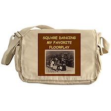 DANCING3 Messenger Bag