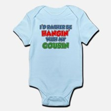 Rather Be With Cousin Body Suit