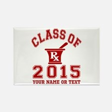Class Of 2015 Pharmacy Rectangle Magnet