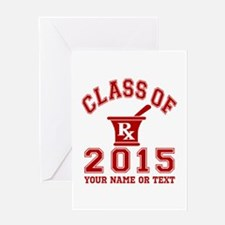 Class Of 2015 Pharmacy Greeting Card