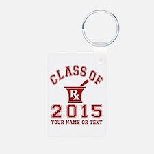 Class Of 2015 Pharmacy Keychains