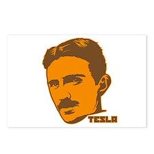 Unique Tesla coil Postcards (Package of 8)