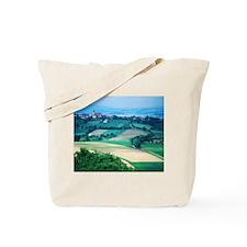 European Countryside Tote Bag