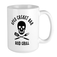 Open Casket Bar And Grill - Coffee MugMugs