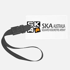 Aussie SKA Luggage Tag