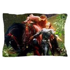 Knight in Shining Armor Pillow Case