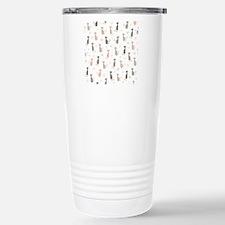 Stylish Cats Travel Mug