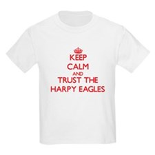 Keep calm and Trust the Harpy Eagles T-Shirt